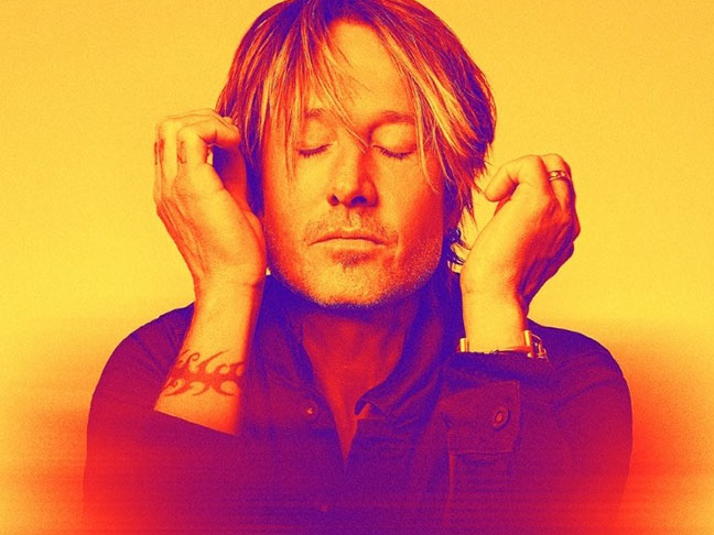 """Keith Urban - """"Out The Cage feat. BRELAND and Nile Rodgers"""""""