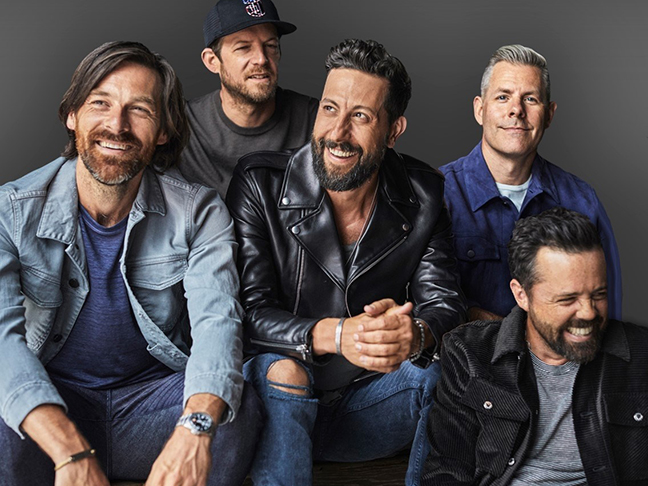 """Old Dominion - """"I Was On a Boat That Day"""""""