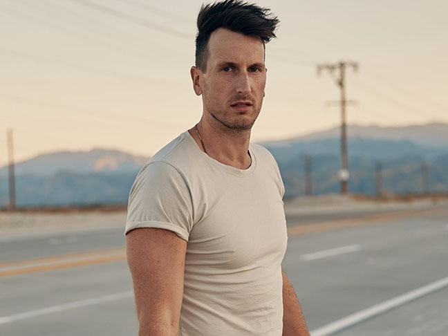 """Russell Dickerson - """"Home sweet"""""""