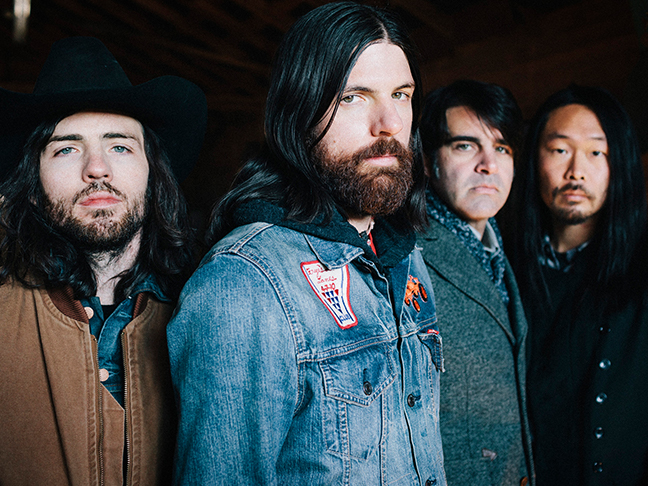 The Avett Brothers - High Steppin