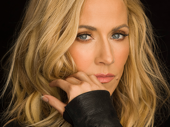 Sheryl Crow feat. Joe Walsh - Still The Good Old Days