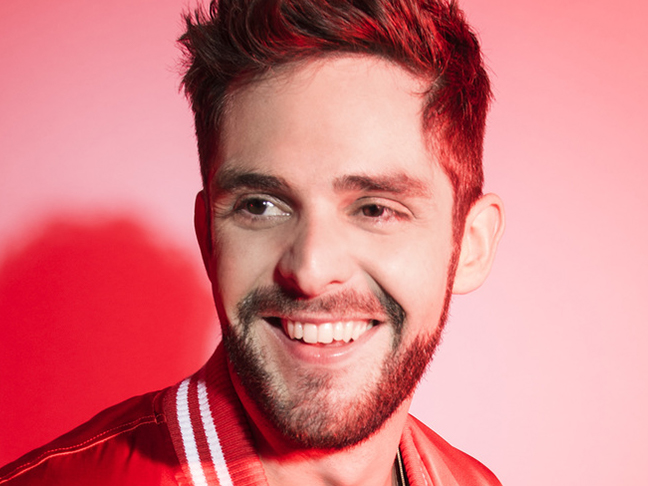 Thomas Rhett – Remember You Young