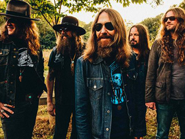 Blackberry Smoke – One Horse Town