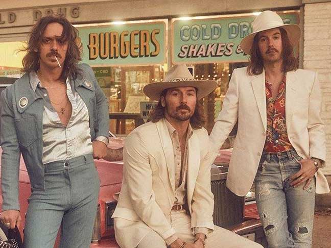 """Midland – """"Cheatin' Songs (Live From the Palomino)"""""""