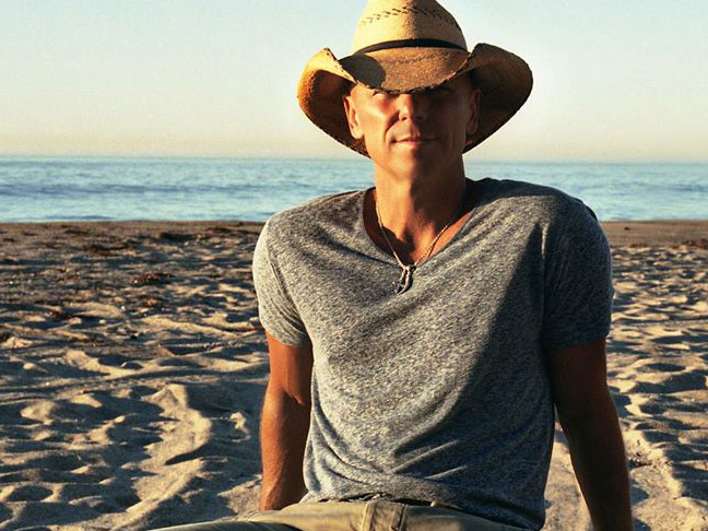 """Kenny Chesney - """"Here and Now"""""""