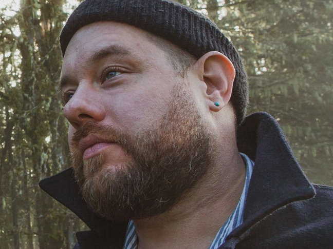 """Nathaniel Rateliff - """"Time Stands"""""""