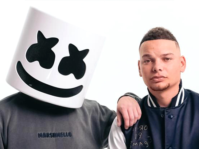 Marshmello & Kane Brown – One Thing Right