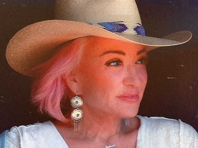 Tanya Tucker feat Brandi Carlile and Shooter Jennings - Hard Luck